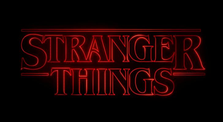 Stranger Things logo Stranger Things Wikipedia