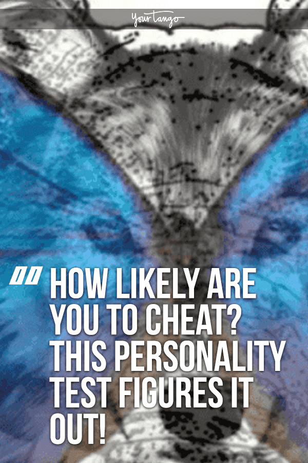 cheating test for relationships