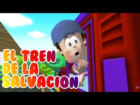 Biper Y Sus Amigos El Tren De La Salvacion Nuevo Youtube