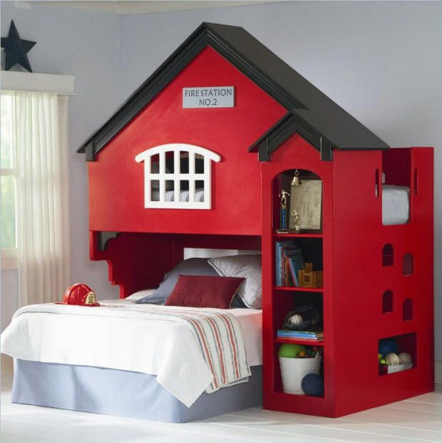 If Money Were No Object Such A Cool Idea For Bunk Beds
