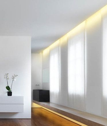 Recessed Plaster Wall Wash Lighting Wall Wash Lighting Interior Renovation Plaster Walls