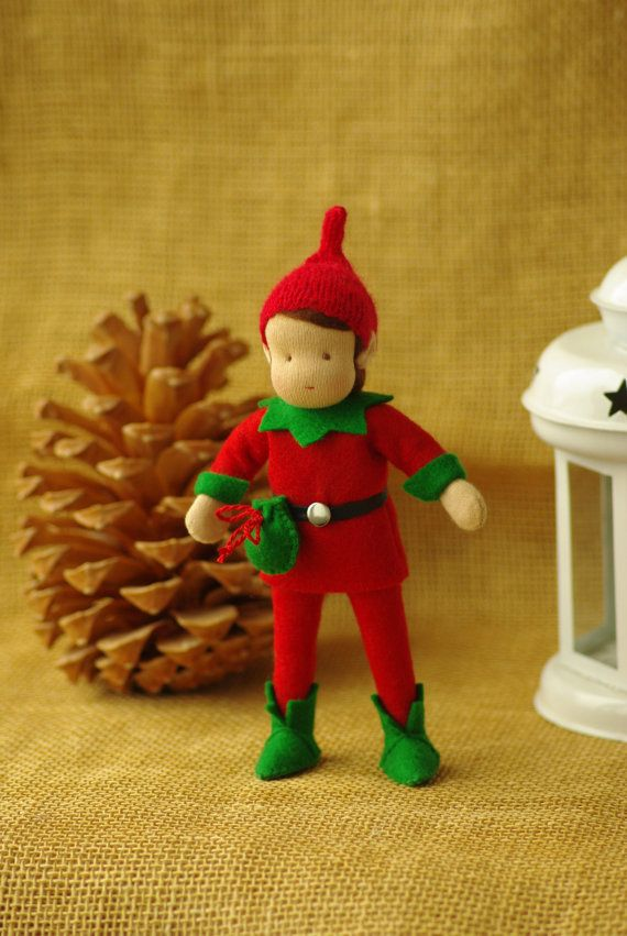 Hey, I found this really awesome Etsy listing at https://www.etsy.com/listing/262121951/waldorf-doll-christmas-elf-christmas