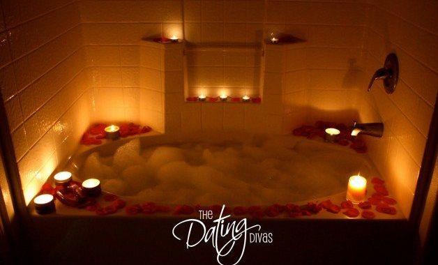 35 Romantic Bathroom Decor Ideas For Valentine S Day Romantic