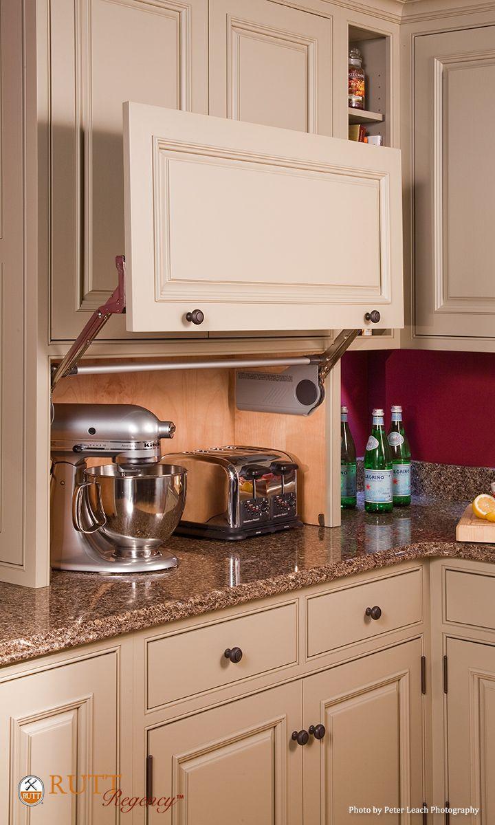 Small Appliance Storage Hl Vertical Door Lift Hardware