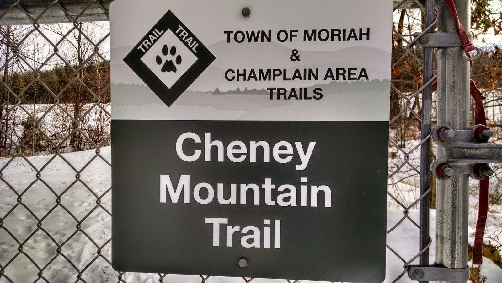 Off on Adventure: Cheney Mountain, Moriah, NY - 1/17/15