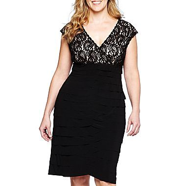 Jones Wear® Shutter Dress jcpenney in 2019 | Dresses ...
