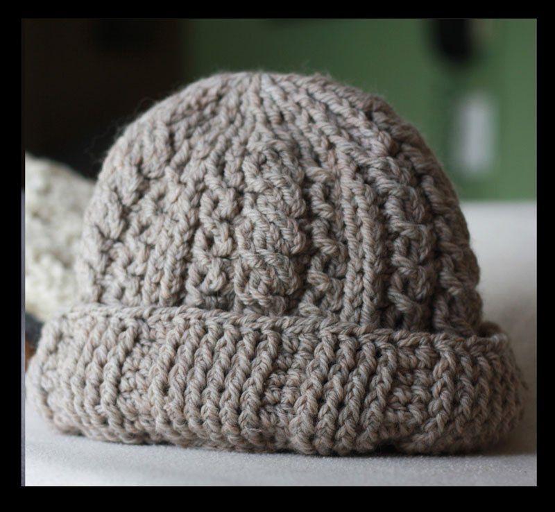 abc339c0b8f Canyon River Cable Hats 699 Crochet Garden Boutique Free Crochet Cable Hat  Pattern