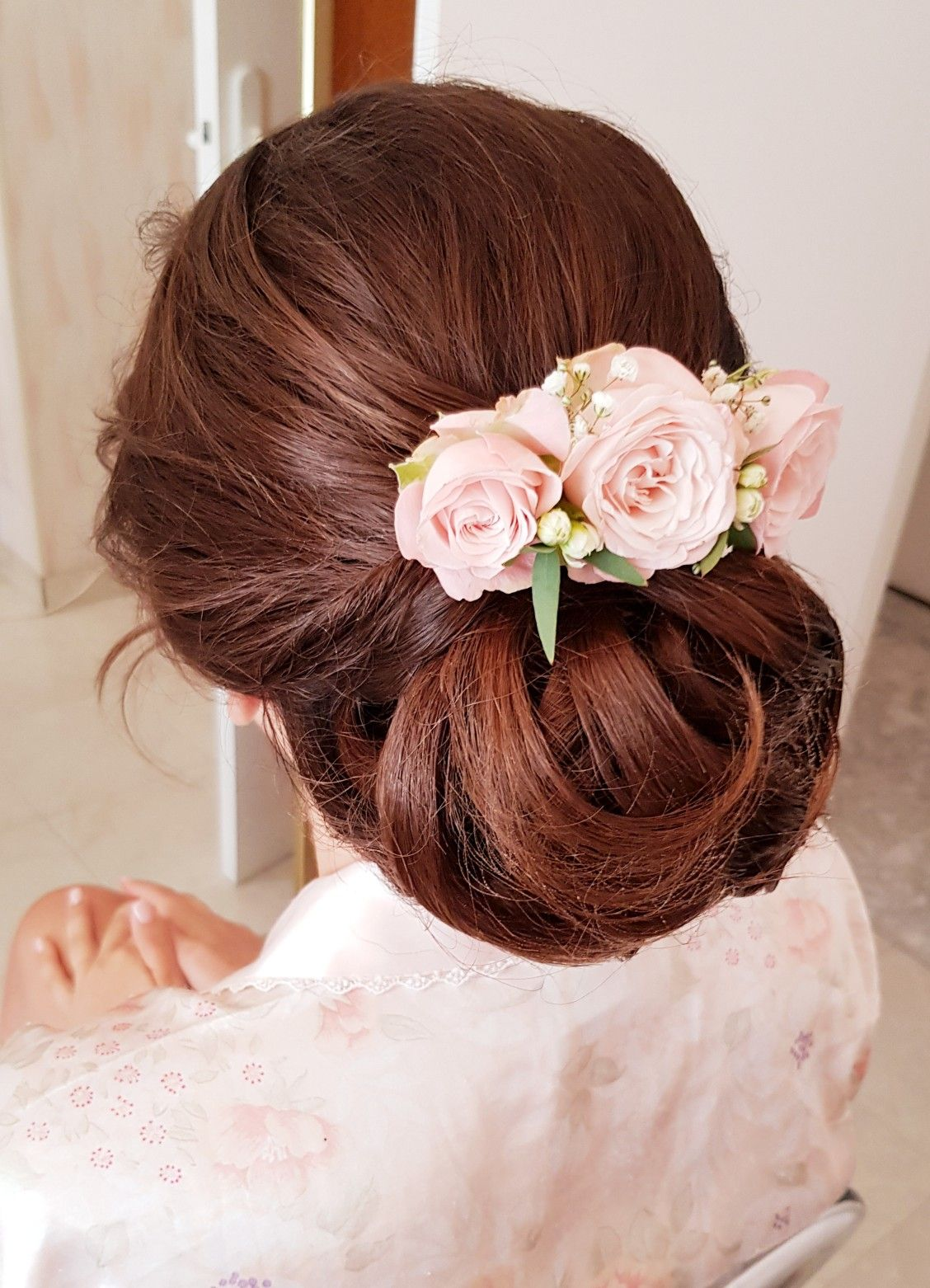 #chignons #hairupdo #weddingstyle #weddingwire #weddingguest #weddinginspo #mariee #mariée # ...