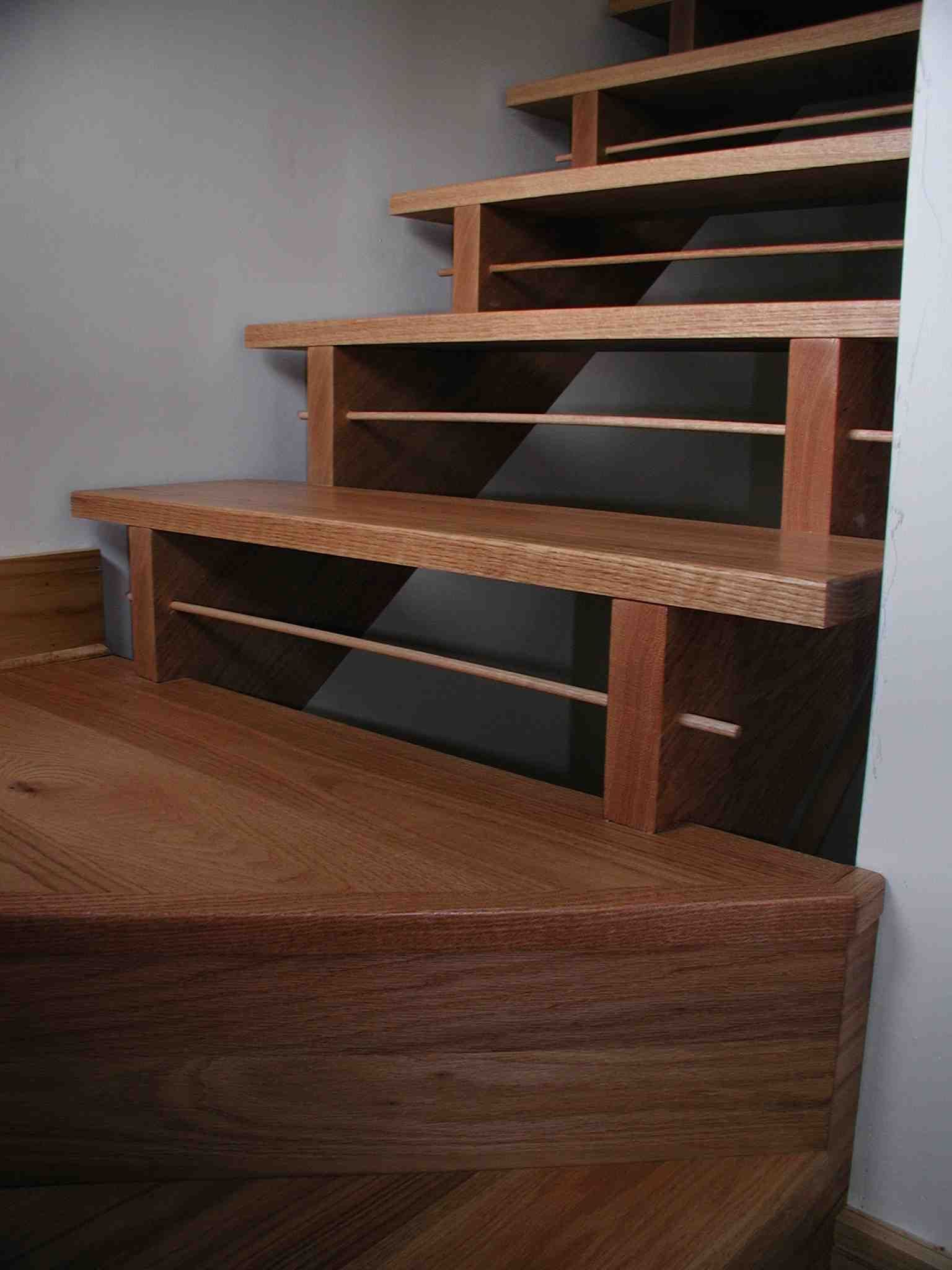 Open_riser_stair_1.jpg | For the Home | Pinterest | Open stairs ...