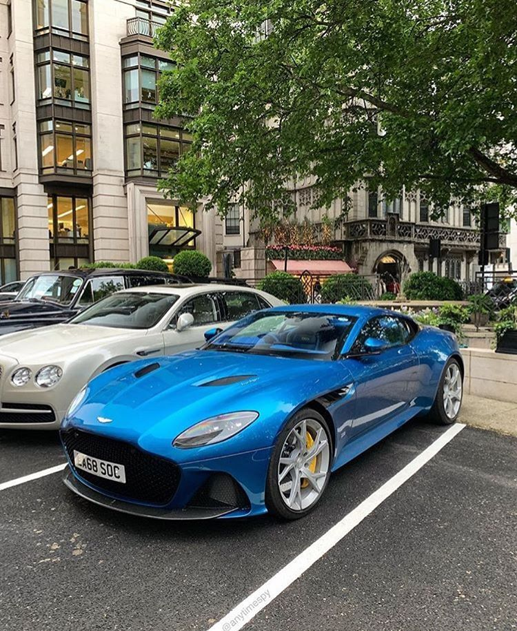 Every Color Fits On The Dbs Superleggera Photo By Anytimespy Astonmartindbssuperleggera Astonmartin Dbssuper Aston Martin Classic Cars Bmw Classic Cars