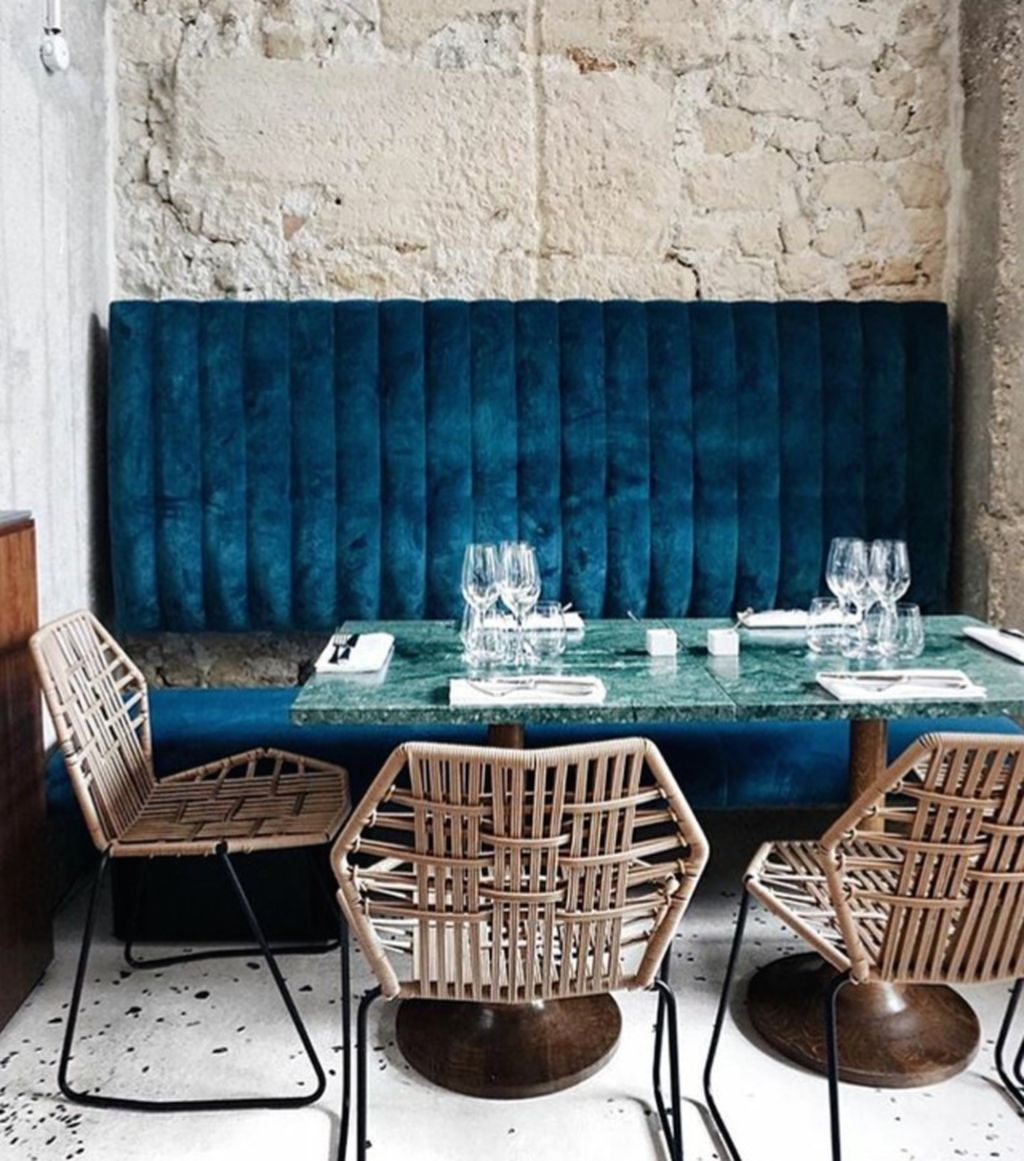 50 Cool Dining Room Booth Design Ideas images