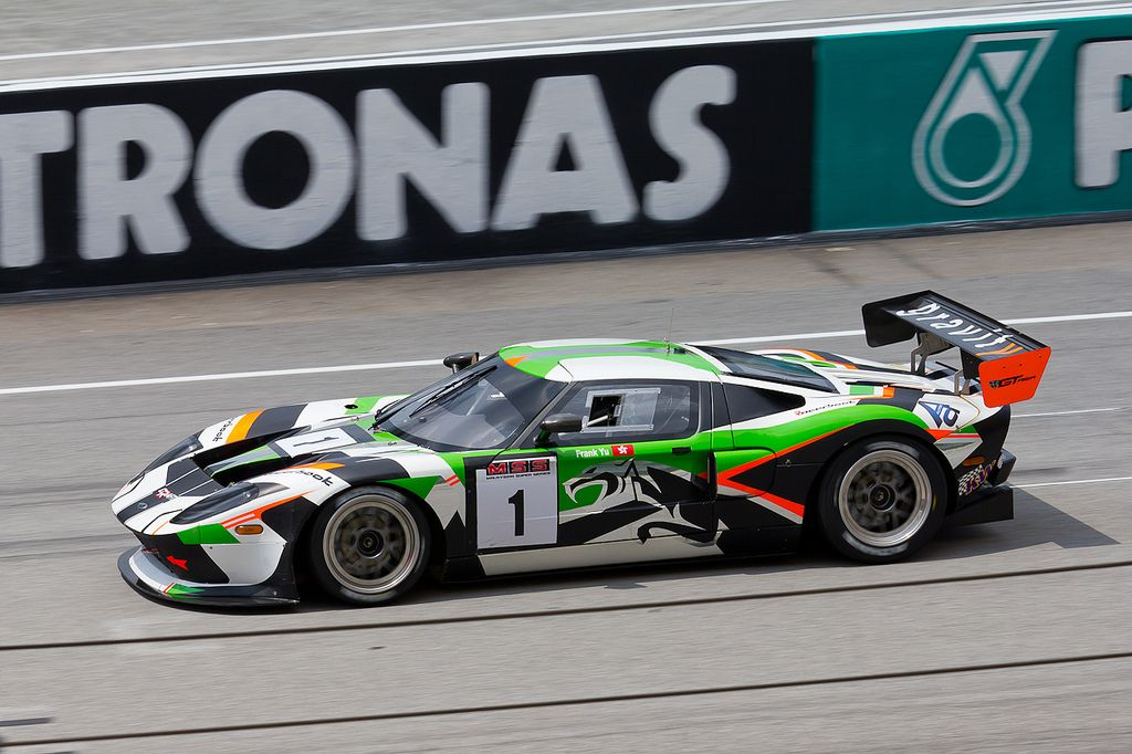 Malaysian Super Series Ford Gt