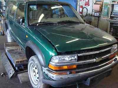 Chevrolet Blazer S10 Automatic Gearbox Build 1999 137571
