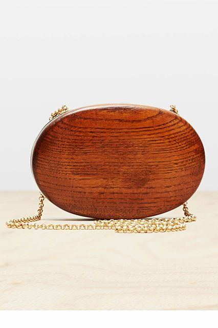 You Wood: The New Clutch Style For Next-Level Party Girls #refinery29  http://www.refinery29.com/wooden-clutches#slide2