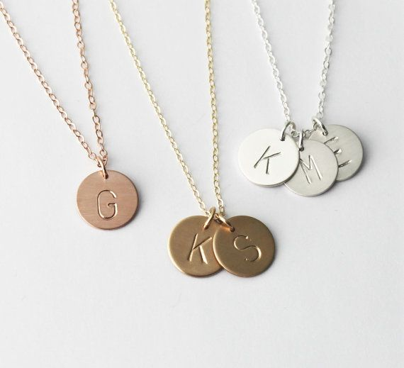 Hey, I found this really awesome Etsy listing at https://www.etsy.com/listing/182722904/custom-initial-necklace-personalized