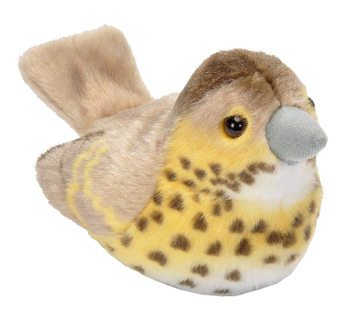 Wild Republic 19497 13 16cm Song Thrush With
