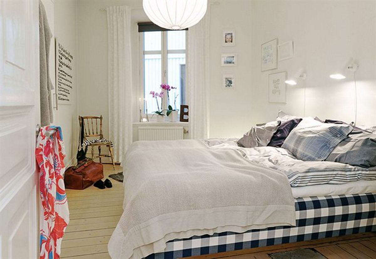 Superb The Best Decoration For Your Small Apartment Bedroom