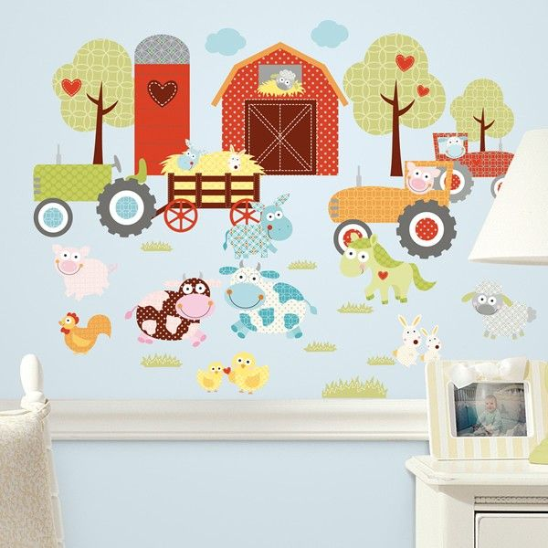 Nursery Wall Art Roommates