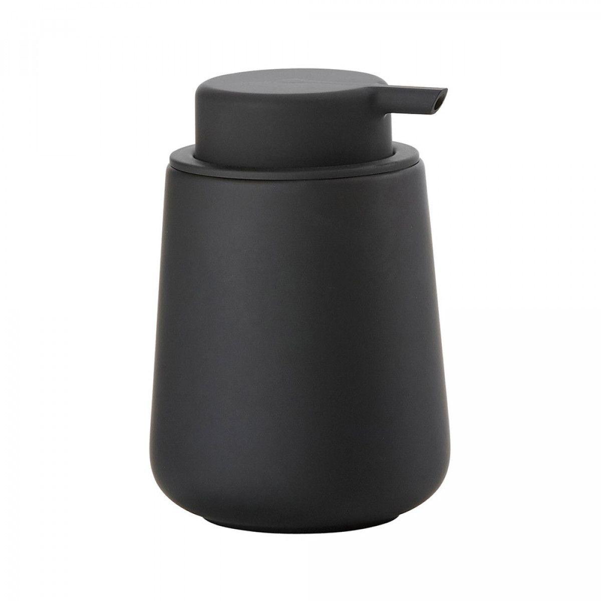 Zone Denmark Nova One Soap Dispenser Matte Black