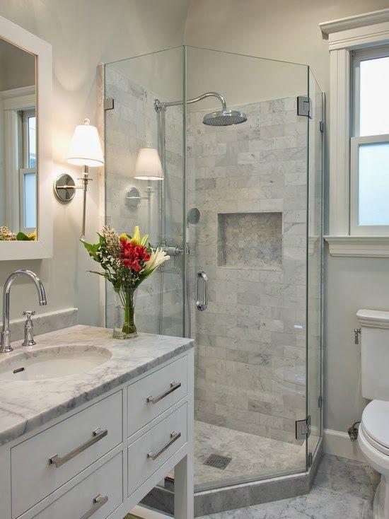 Diseño De Cuartos De Baño Con Ducha | Diseno De Interiores Arquitectura Como Renovar Y Disenar Los