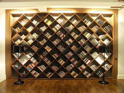 Kelly Wearstler Diagonal Bookcase
