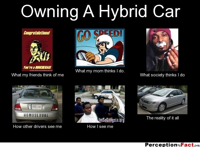 Car S What My Friends Think I Do Hybrid Of Me Mom Thinks