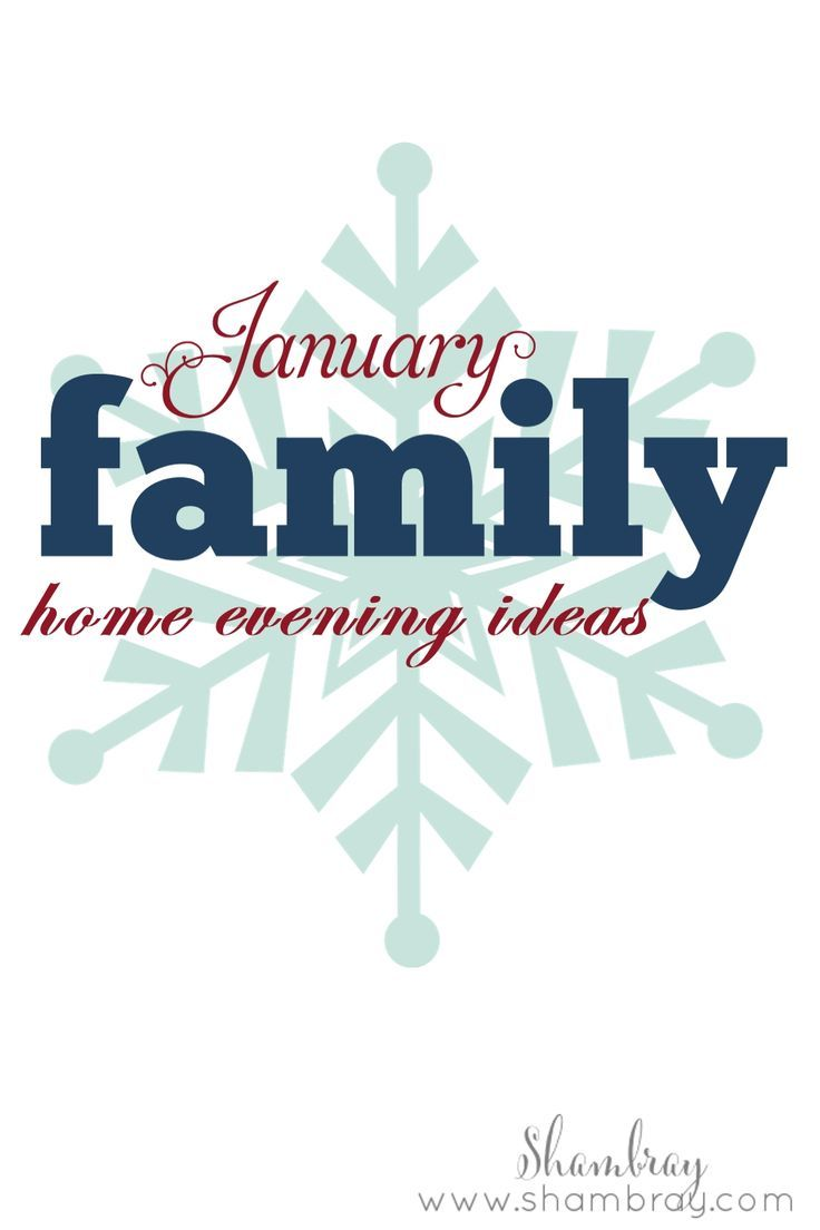 Family Home Evening lessons and a simple agenda to help make the planning easier. All of January's lessons are about honesty.