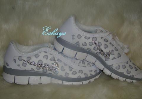 59366096e0fe8 Cheetah Wolf Gray. Cheetah Wolf Gray Custom Shoes ...