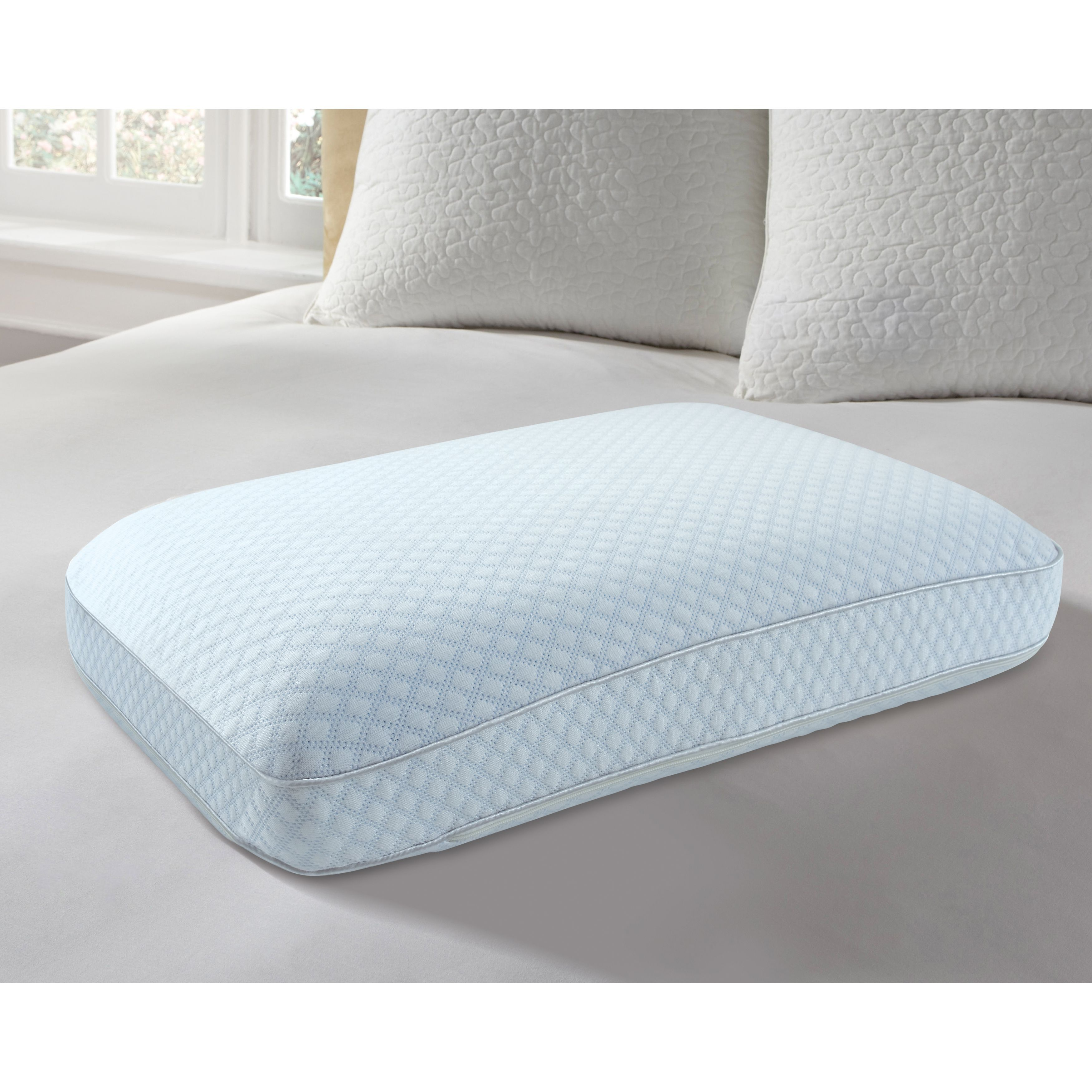 turn are support cooling as full movement cradles technogel lab to pillows back pillow while and sleeper you your side allows easy cover on head for
