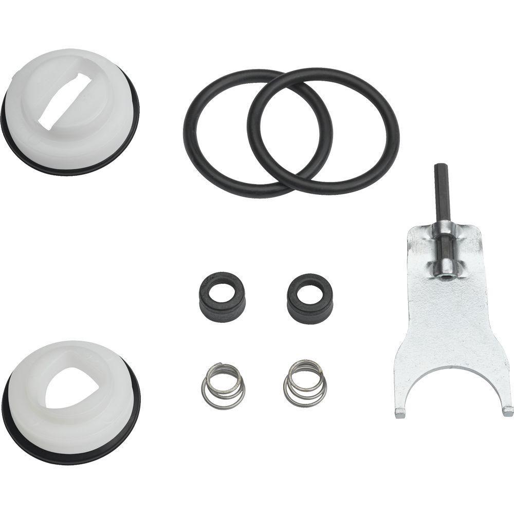 Delta Repair Kit For Faucets Grey Black Silver Faucet Repair