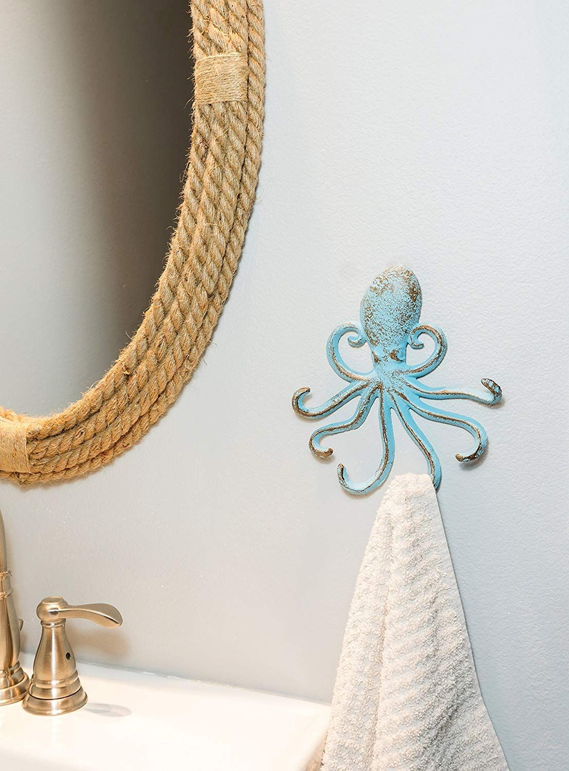 Beach Wall Hooks And Beach Towel Hooks Beachfront Decor In 2020 Beach Wall Decor Wall Hooks Beachfront Decor