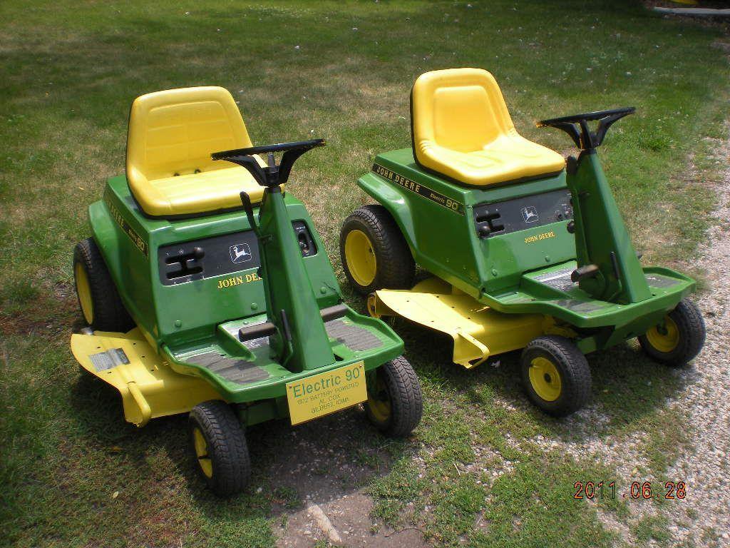 Garden Tractor Battery