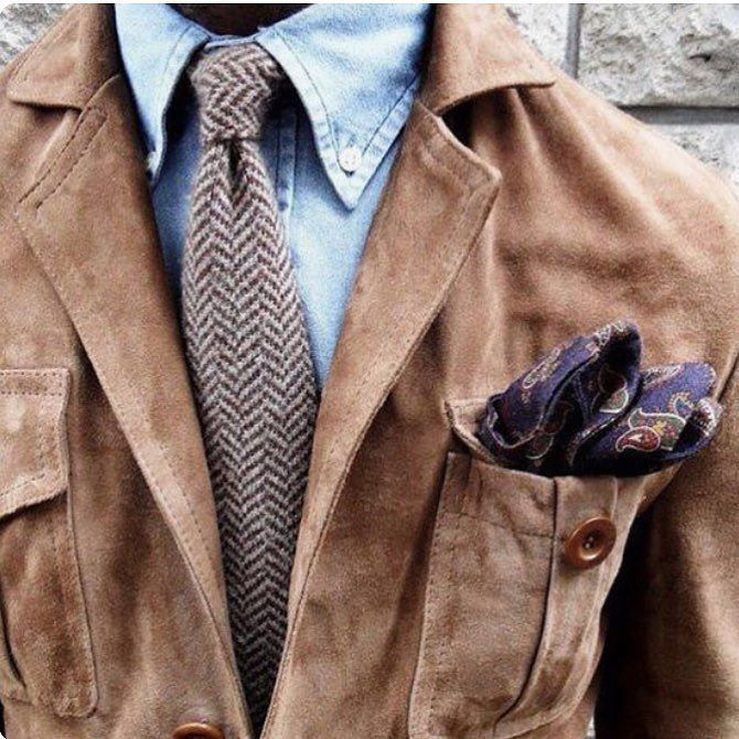 ...and what about a #suede #bespoke #fieldjacket ? Only with SARTORIA  http://ift.tt/2rCF0B7