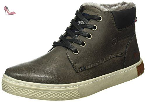 1685002Sneakers Hautes Eu HommesGriscoal44 Tom Tailor 2WE9IDYH