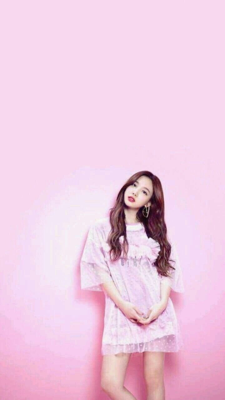 Cute Korean Girl Desktop Wallpaper Nayeon Asian Babes