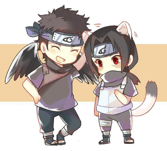 Itachi, Naruto And