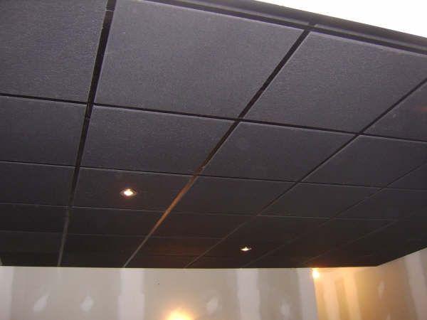 Black Acoustic Ceiling Tiles Google
