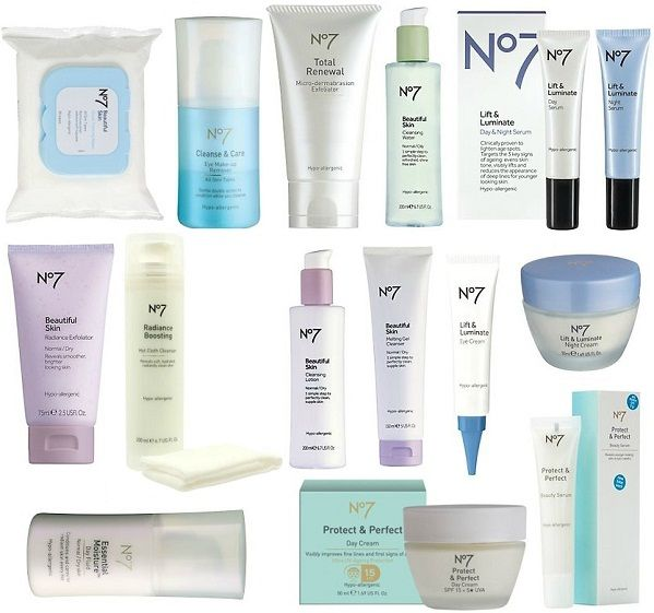 Boots 7 products