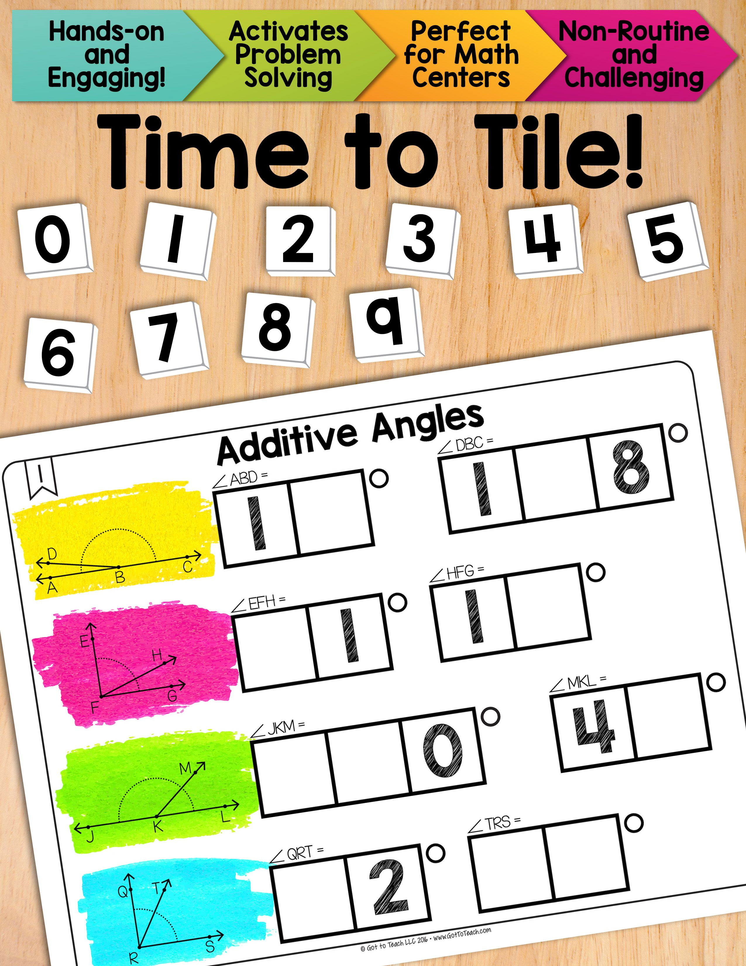 Zero cost Instructional math Fun-based activities