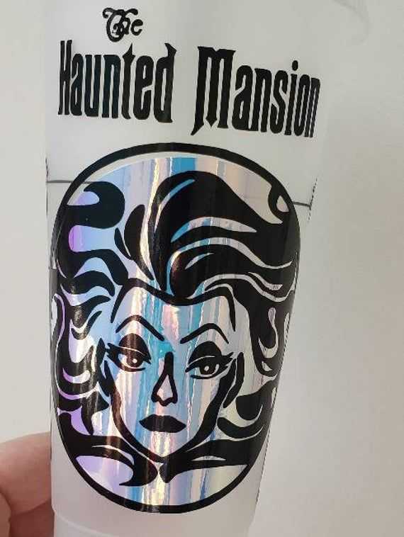 Disney Starbucks Cup | Haunted Mansion Cup | Disney Starbucks reusable cup | Reusable Starbucks cup | Personalized Starbucks Cup | Disney #disneycups
