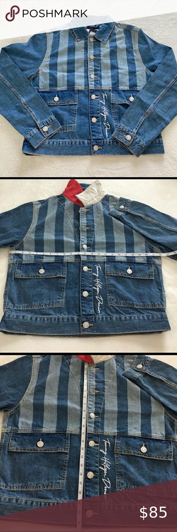 Tommy Hilfiger Jean Jacket Tommy Hilfiger Jean Jacket Tommy Hilfiger Jeans Love Jeans [ 1740 x 580 Pixel ]
