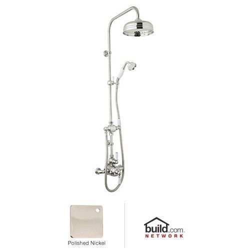 Rohl U Kit1nl Perrin And Rowe Shower System With Thermostatic