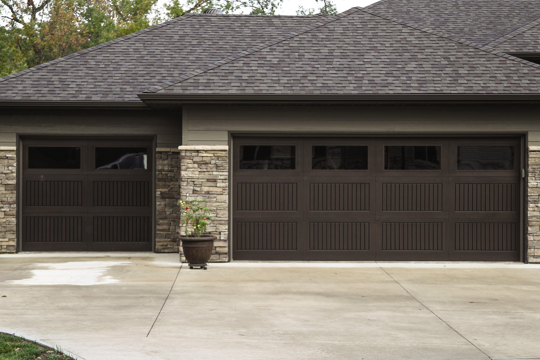 Elegant Curb Appeal In 2020 Garage Door Types Curb Appeal Garage Doors Prices
