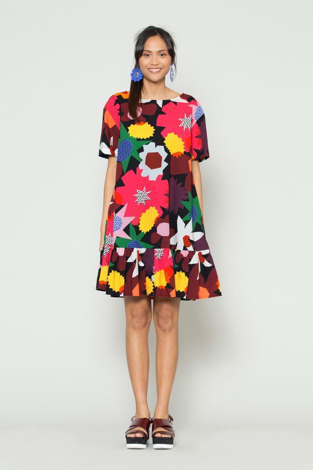 Banned Cherry Pop Dress - Dark Fashion Clothing