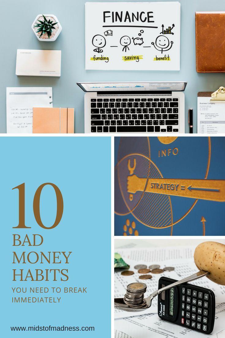 Bad Money Habits You Can Break Bad Money Habits You Can Break new photo