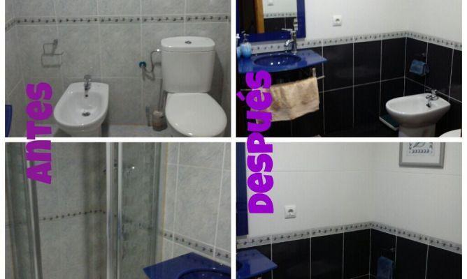 Renovación de baño mediante la incorporación de suelo ...