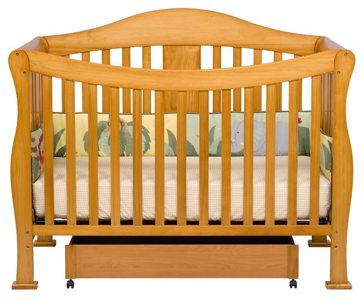 Parker 4-in-1 Convertible Crib | Baby! | Pinterest