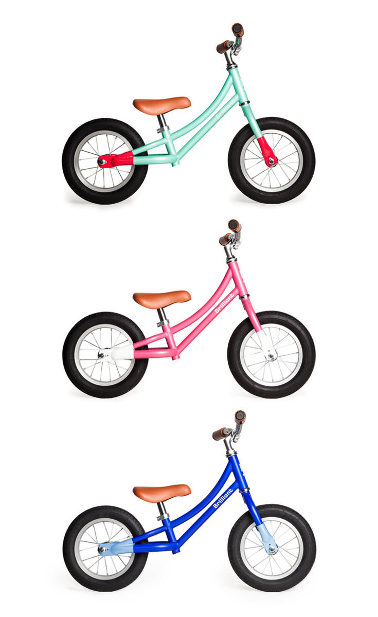 The Biddle Balance From Brilliant Bicycles Built For Toddlers