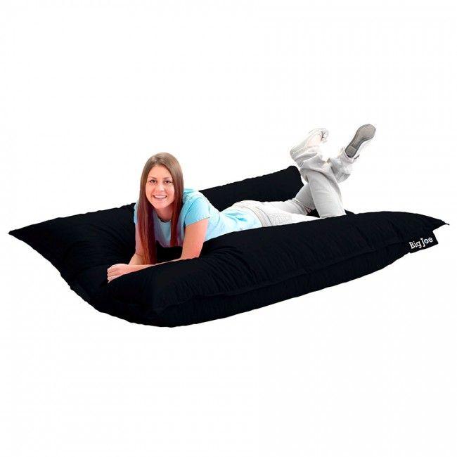 The Original Joe Bean Bag Pillow Black