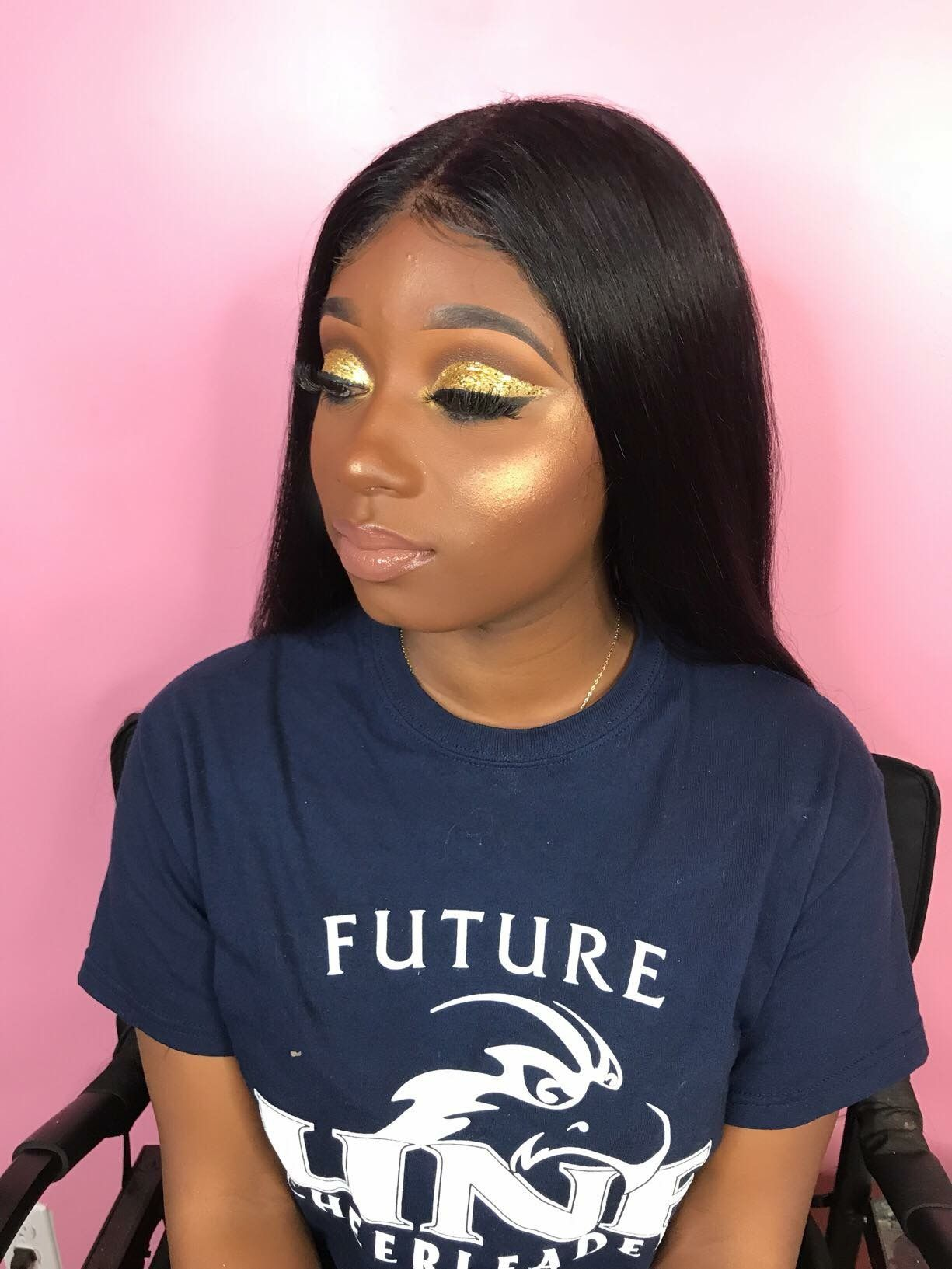 Pin By Kylie Ashanti On Makeup Face And Black